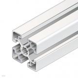 45 mm aliuminio profiliai