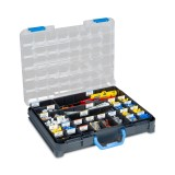 T-BOXX G - Small components' boxes with transparent lid