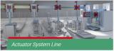 Actuator System Line