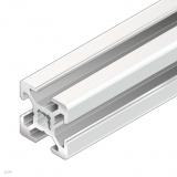 Strut profiles slot 6, modular dimensions 20