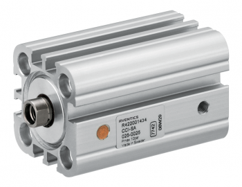 Short stroke and compact cylinders