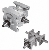 Angular gearboxes
